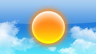 تحضير نص الشمس