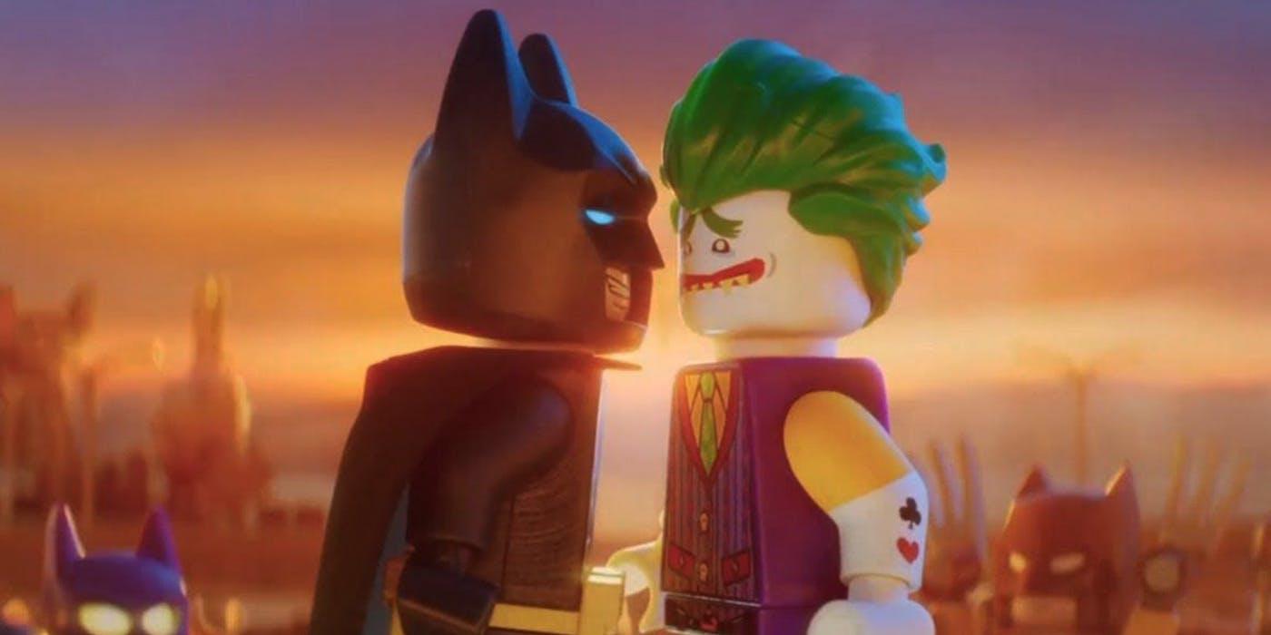 batman lego, joker, prezenty dla geeka, miłość