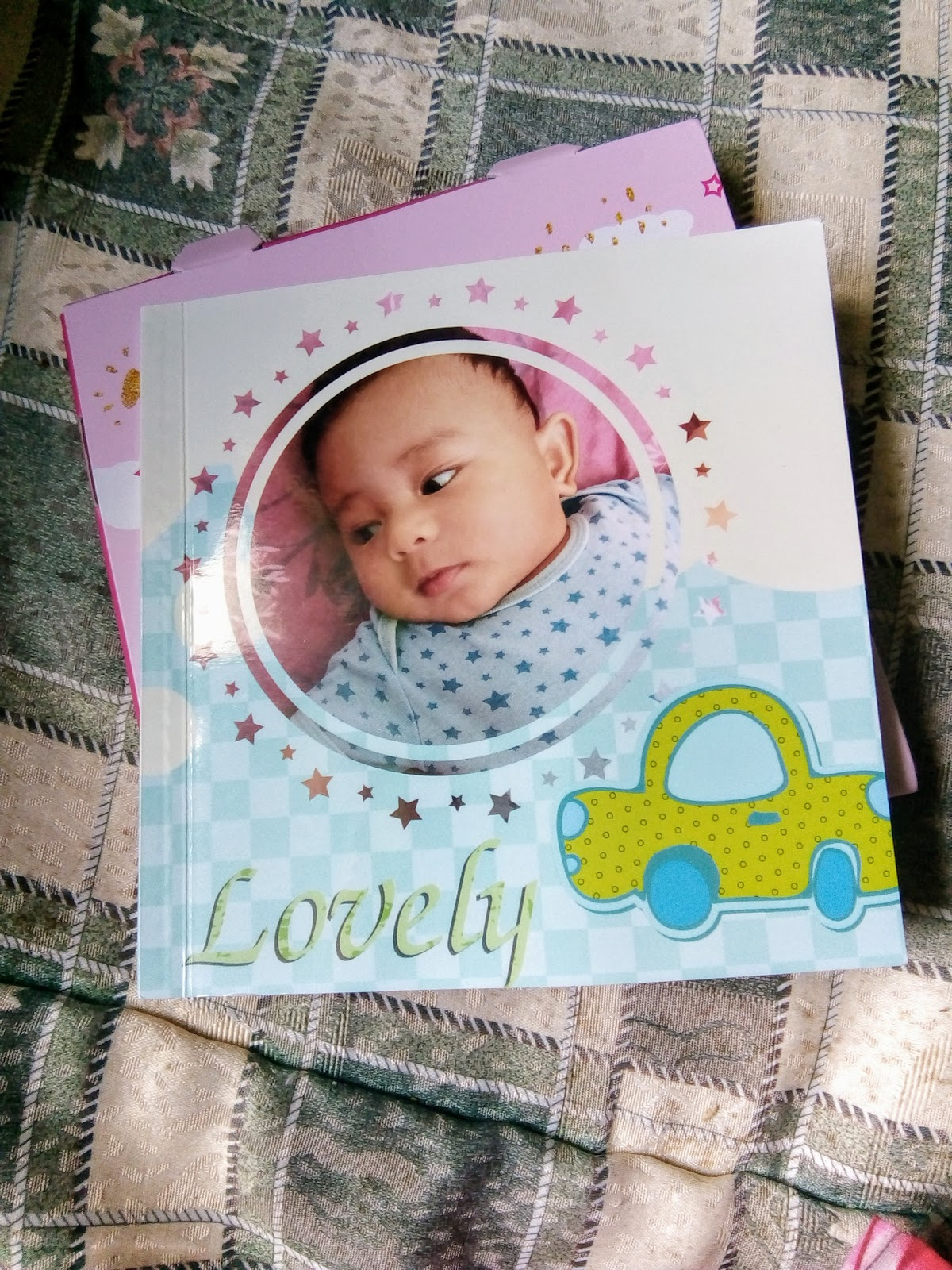 Mini Softcover Photobook 6x6