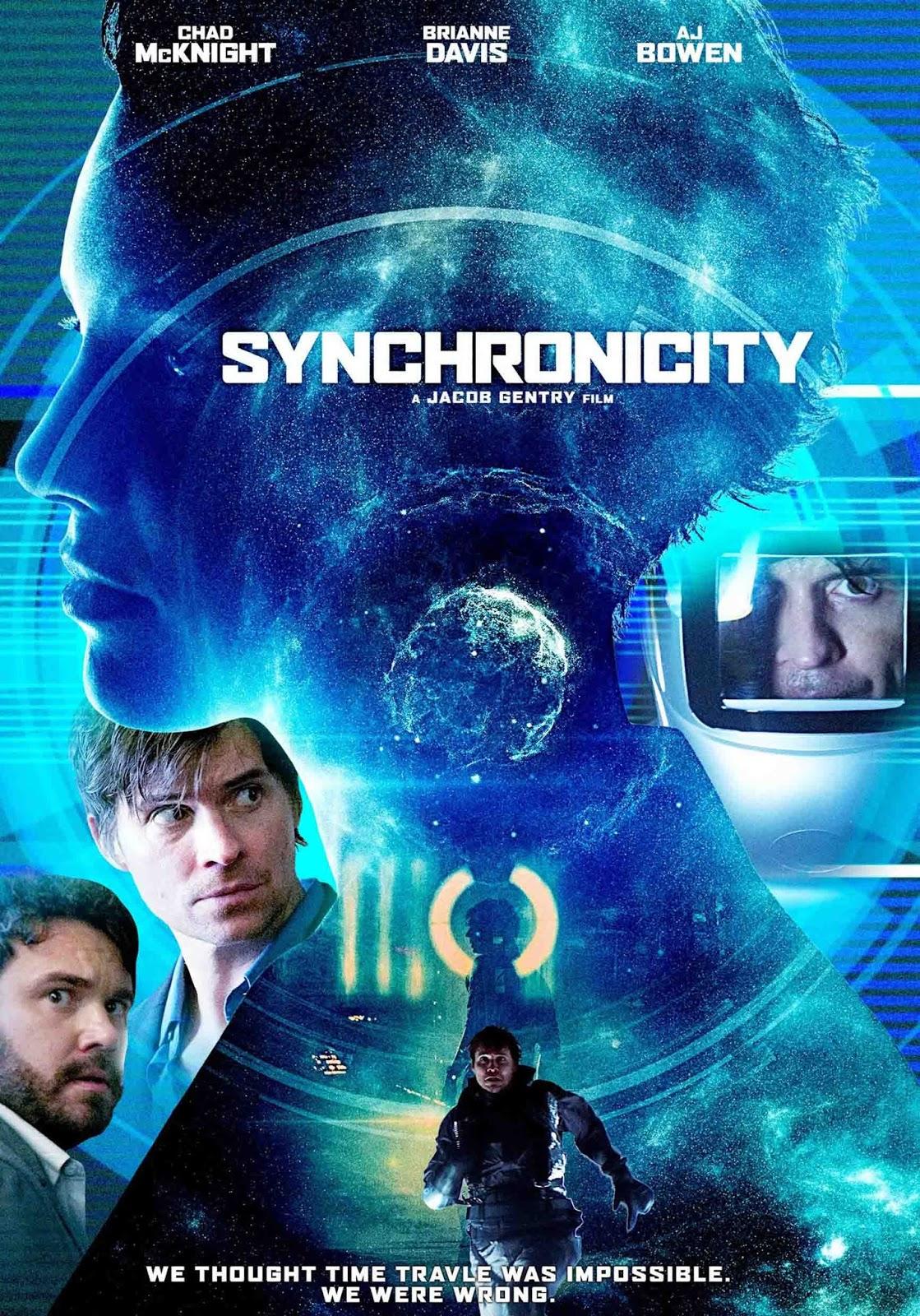 Synchronicity Torrent – Blu-ray Rip 720p Legendado (2016)