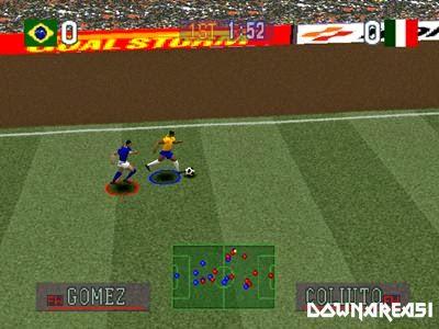 Goal Storm PSX