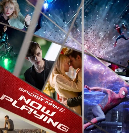 Amazing Spider-Man 2 now playing in theaters across Philippines