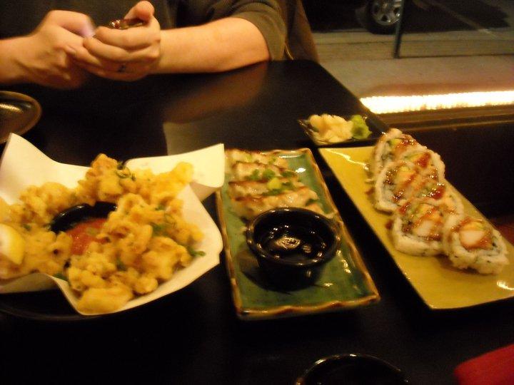 karma sushi menu