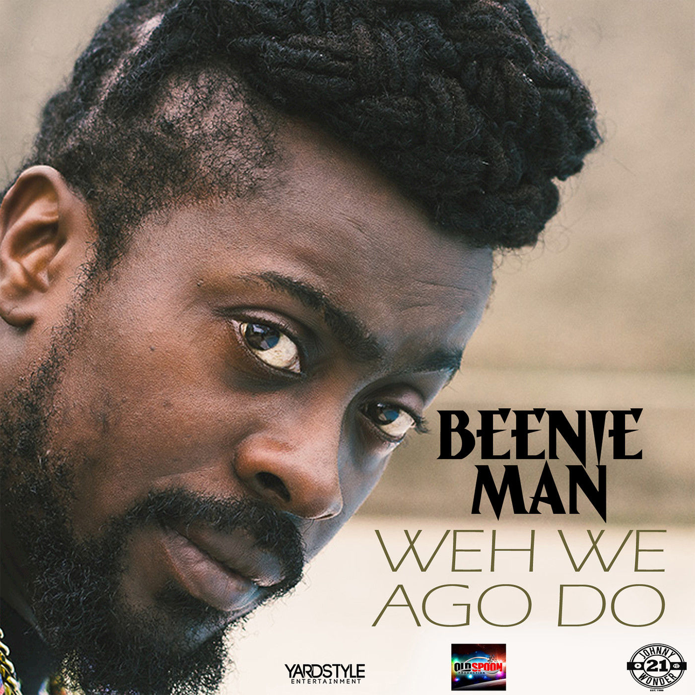 Beenie Man - Weh We Ago Do - Single Cover