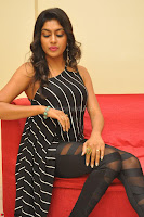 Akshida in Black Tank Top at Kalamandir Foundation 7th anniversary Celebrations ~  Actress Galleries 069.JPG