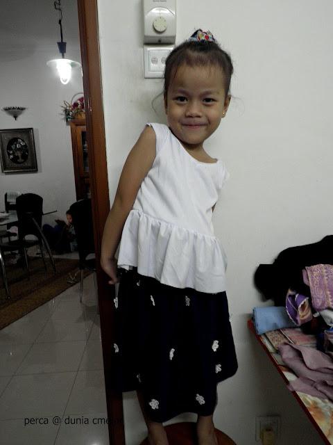 skirt budak