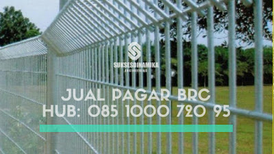Jual Pagar BRC