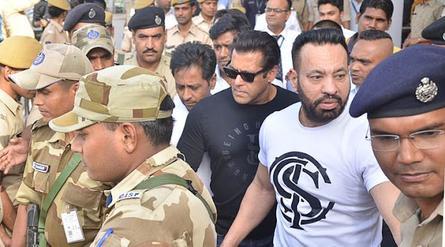 Five years jail for Salman Khan