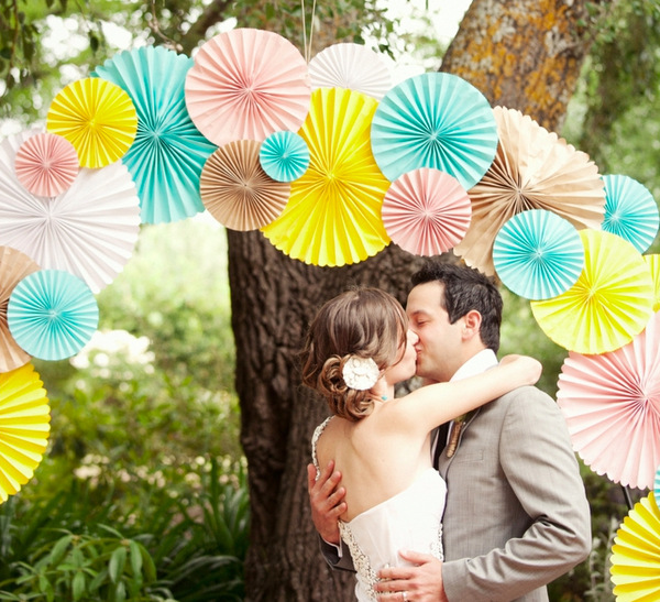 5 Fab Ceremony Backdrop Ideas | Oh Lovely Day