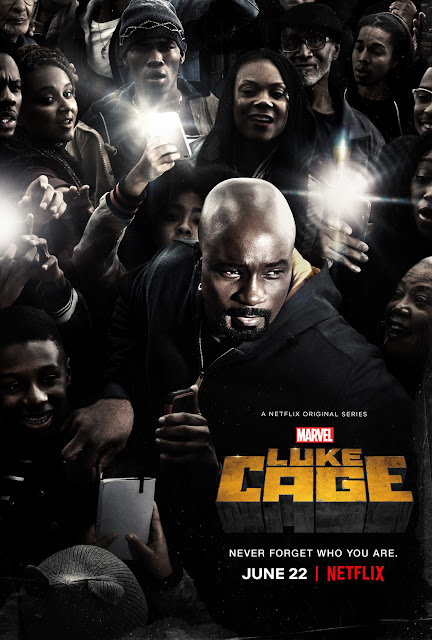 Marvel's Luke Cage Netflix Series Season 2 Television Poster #2
