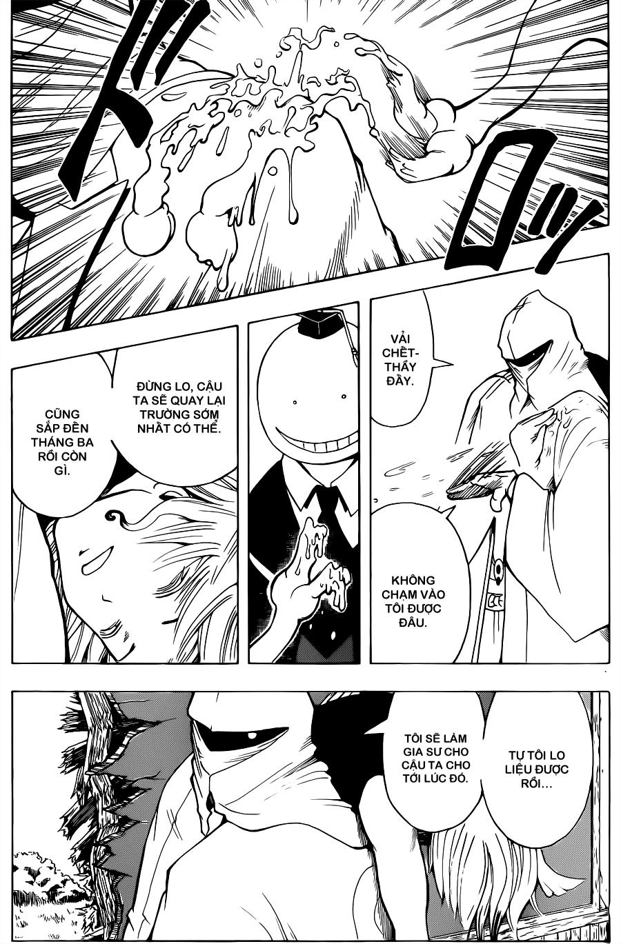 Ansatsu Kyoushitsu chap 32 trang 7