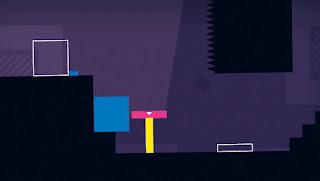 Game Petualangan Android Terpopuler Thomas Was Alone
