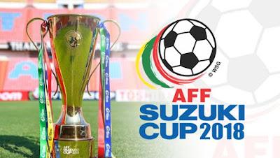 Keputusan Undian Peringkat Kumpulan AFF Suzuki Cup 2018