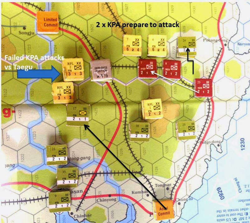 The Korean War: Pusan Perimeter Defense