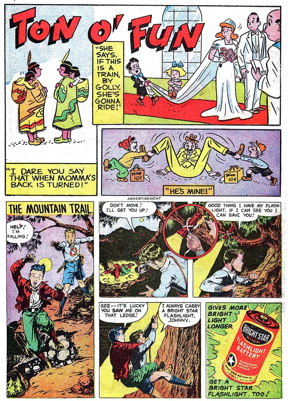 Read online All-American Comics (1939) comic -  Issue #91 - 33