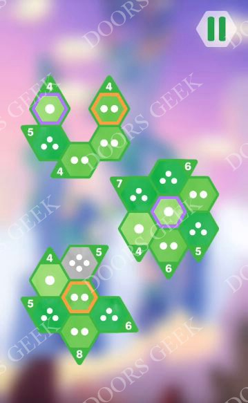 Hexologic Level 51 Solution, Cheats, Walkthrough for android, iphone and PC Steam