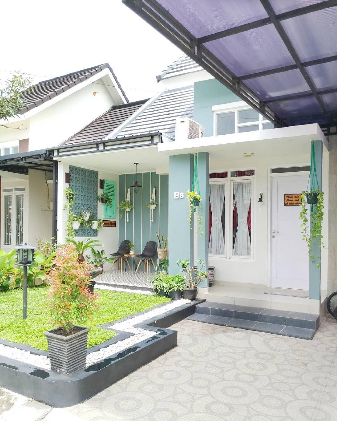 Kumpulan Contoh Teras Rumah Modern Yang Akan Menjadi Trend Terbaru