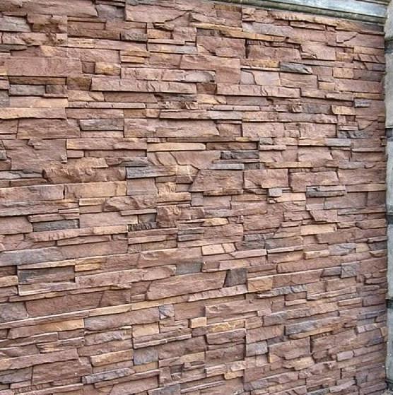 Motif batu alam terbaru untuk teras dan tiang teras