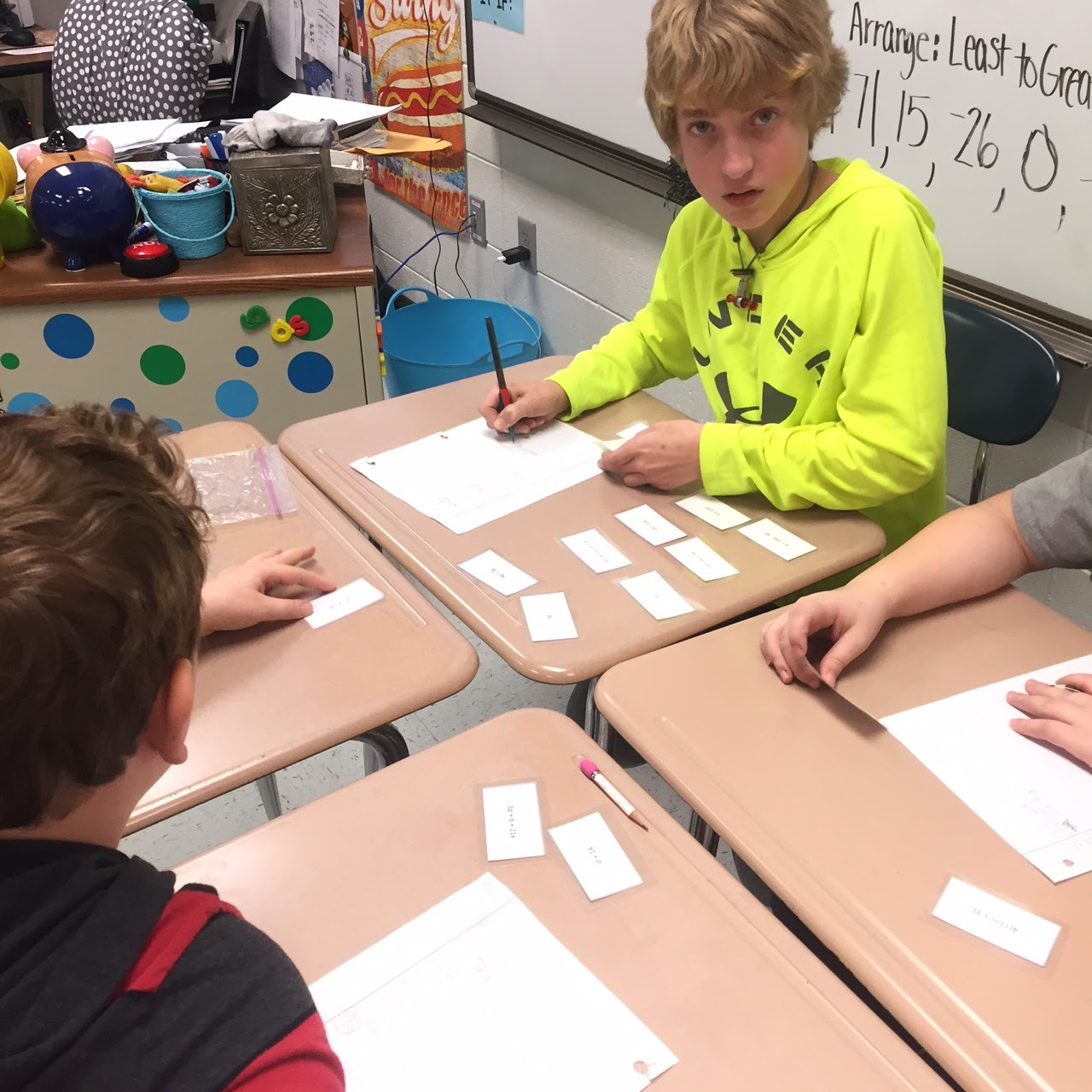 Mrs White S 6th Grade Math Blog Equivalent Expressions