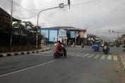 Pemberlakuan Jalur Satu Arah di Kota Sungai Penuh Belum Optimal, Puluhan Motor Sudah di Tilang