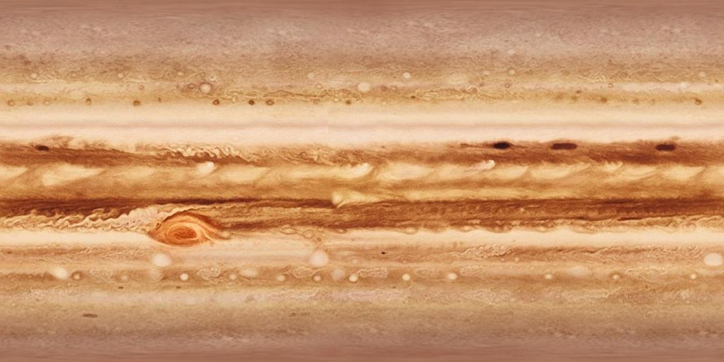 planet jupiter surface - photo #7