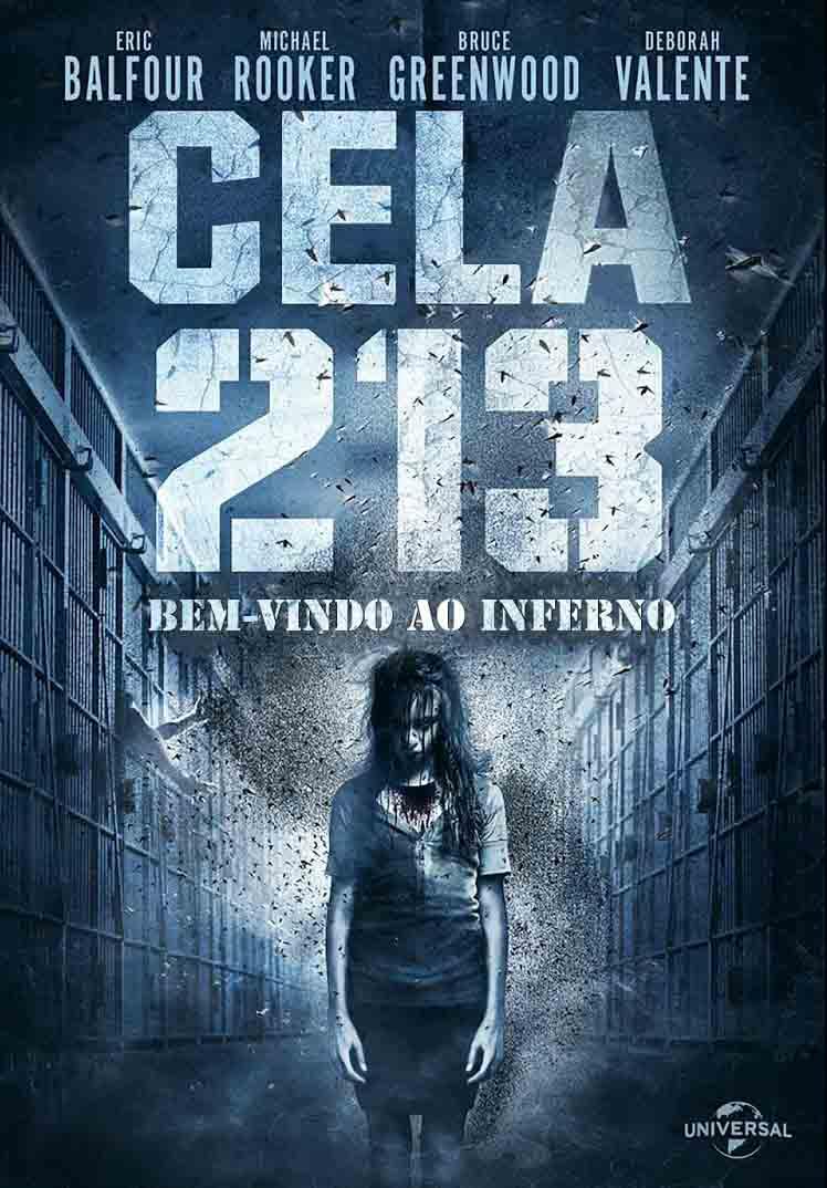 Cela 213: Bem-vindo ao Inferno Torrent - Blu-ray Rip 720p e 1080p Dual Áudio (2015)
