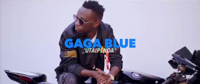 Gaga Blue - Nakupenda