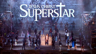 Jesus Christ Superstar - Live Arena Tour title