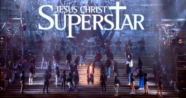 Shameless Pile of Stuff: Movie Review: Jesus Christ ...