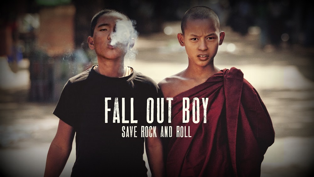 Fall Out Boy Quotes Wallpaper The Bente Way Of Life Save Rock And Roll Fall Out Boy