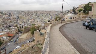 GPS works in Amman, thankfully