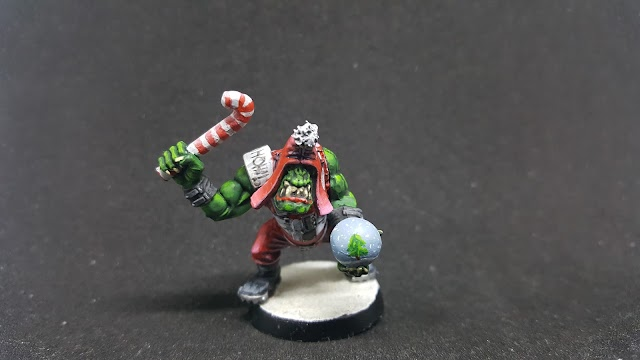 What's On Your Table: Christmas Ork