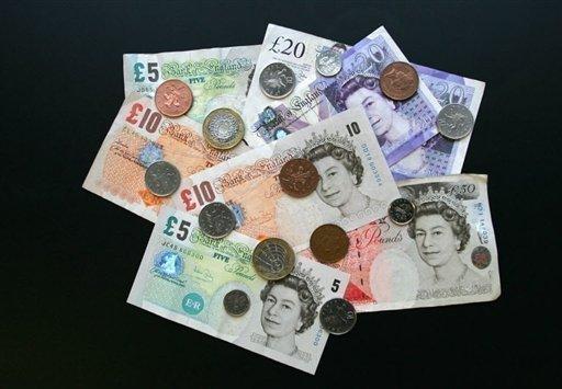 10 british pounds to euro