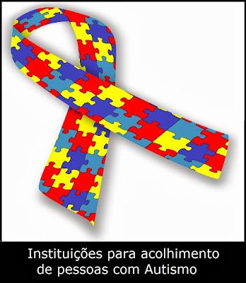 Resultado de imagem para instituições de tratamento e acolhimento de pessoas com Autismo