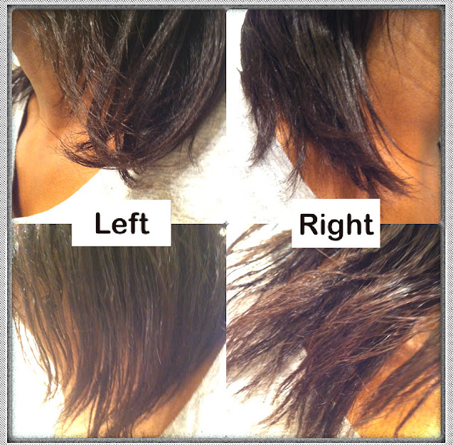 Ceramides are great for relaxed hair which is why I'm participating in a 30 day ceramide challenge. See my one week results. | arelaxedgal.com