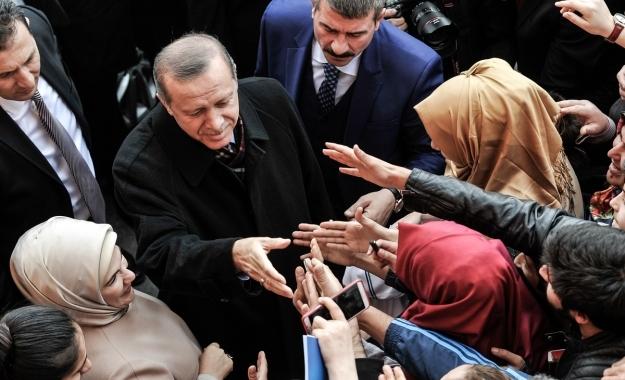 """Νέα πρόκληση Ερντογάν: """"Δεν μπορώ να ζήσω αιχμάλωτος σε εδάφη γκιαούρηδων"""""""