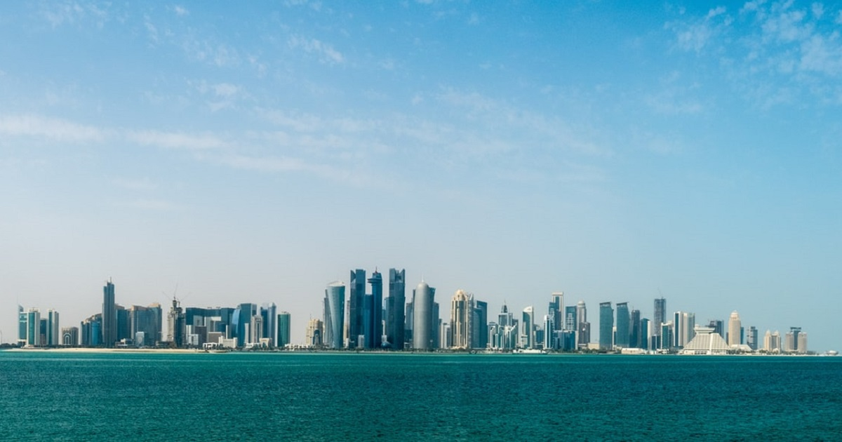 Qatar Is Fighting Heat By Air Conditioning Outdoor Spaces