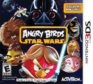 Angry Birds: Star Wars, 3DS, Español, Mega, Mediafire