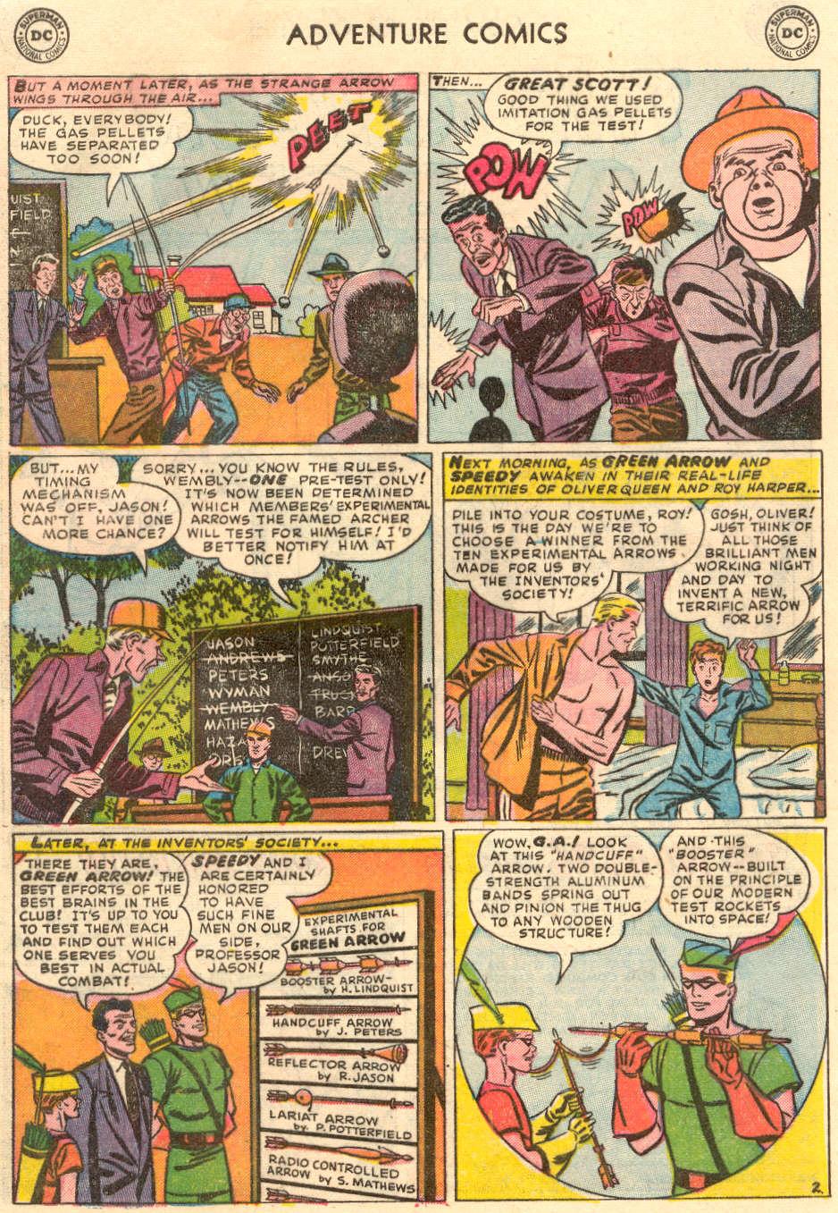 Read online Adventure Comics (1938) comic -  Issue #186 - 34