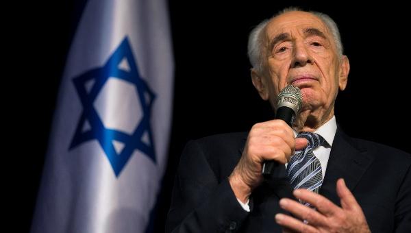 Expresidente israelí Shimon Peres sufrió un derrame cerebral