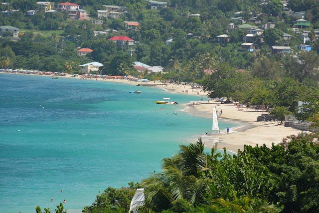 St. George Grenada beach