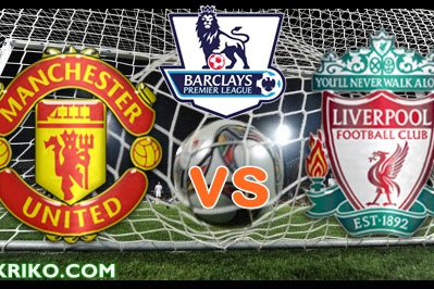 Big Match Manchester United vs Liverpool