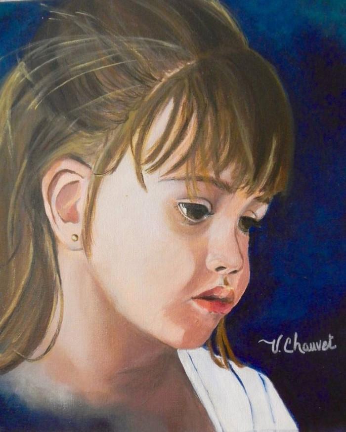 Veronica Chauvet