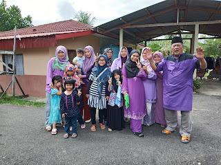 Purple untuk tema tunang