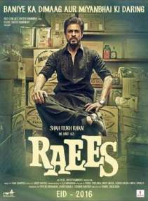 Raees (2016) Mp4 HD Movie Trailer Download