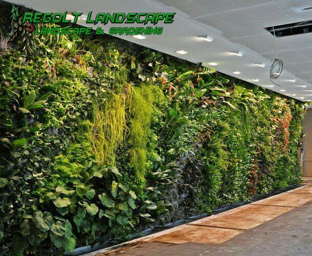 Jasa Pembuatan Vertical Garden Di Jakarta