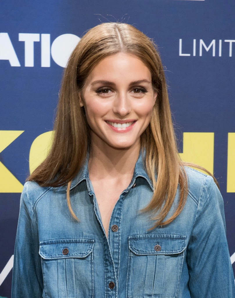 Olivia Palermo At Milly For DesigNation Collection Launch