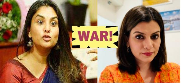 ट्विटर पर विवादित पोस्ट के बाद कांग्रेस सोशल मीडिया प्रमुख दिव्या स्पंदना और एनडीटीवी पत्रकार निधि राजदान भिड़े !