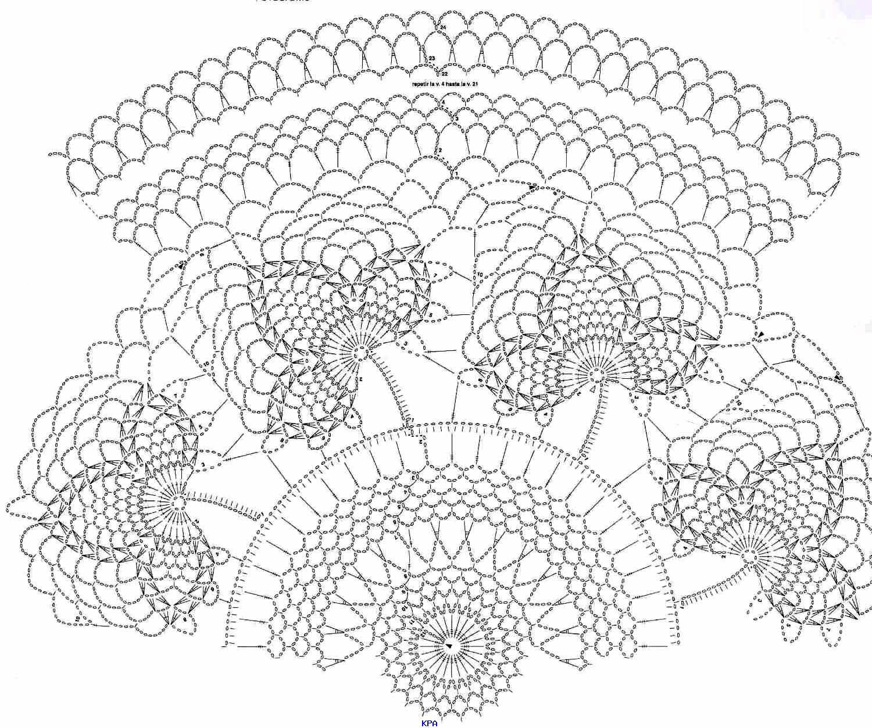 Mossita Bella Patrones Y Graficos Crochet Cojin Con