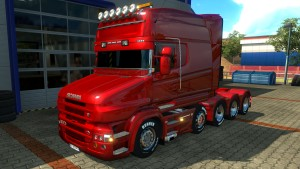 Scania T Mod 2.2.1